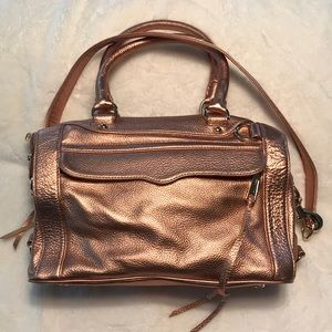 Rebecca Minkoff MAB in ROSE GOLD!